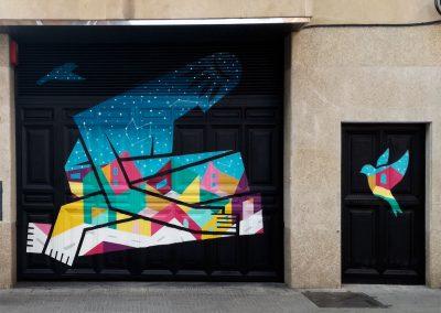 VI Galería Urbana